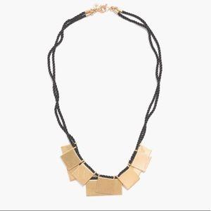 Madewell dashlayer necklace EUC